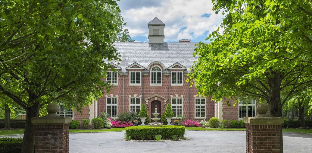 Les Tilleuls | 10 Acre Conyers Farm Estate Reduced to $8M (PHOTOS & VIDEO)