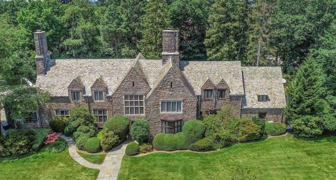c.1926 Tudor Revival by Westchester Architect Charles Lewis Bowman Drops Below $2M (PHOTOS)