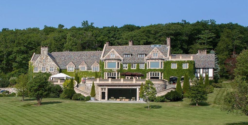 200 Acre Dutchess County Estate with 34,500 Sq. Ft. Stone Manor Reduced to $14M (PHOTOS)
