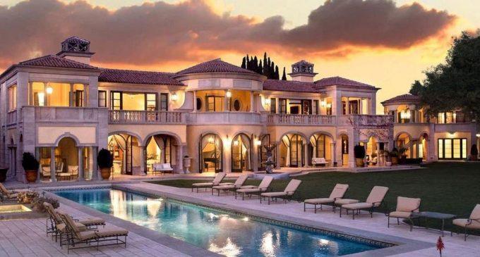 Richard Landry-Designed Villa Lists in Beverly Hills for $31M (PHOTOS)