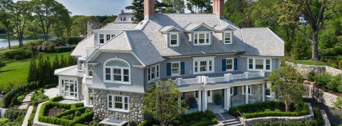 Waterfront Greenwich Shingle Style by Douglas VanderHorn Architects (PHOTOS)