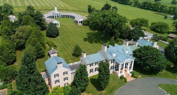 Llangollen | 1,000 Acre Historic Equestrian Estate in Upperville, VA for $34M (PHOTOS)
