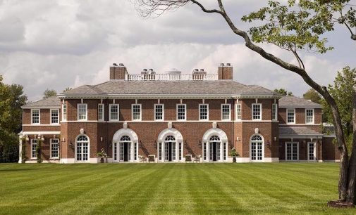 Inside a Georgian-Style Manor on 100 Acres in New Jersey by Architect Allan Greenberg (PHOTOS)