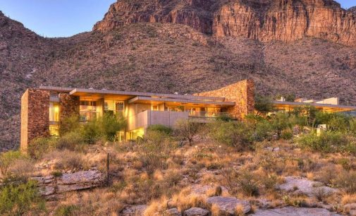 Campbell Cliffs | Award-Winning 25,000 Sq. Ft. Tucson Mansion Reduced to $7.9M (PHOTOS)