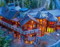 Four-Level Whistler Chalet Includes Indoor Pool for $15M CAD (PHOTOS)