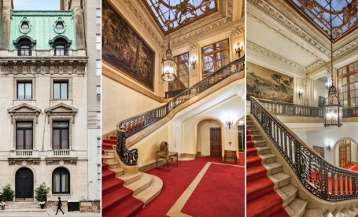 Gilded Age Mansion on NY's Fifth Avenue Relists for $50M Following Fire (PHOTOS)