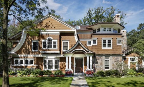 Whimsical Shingle Style Cottage by Morgante Wilson Architects Rises in Illinois (PHOTOS)