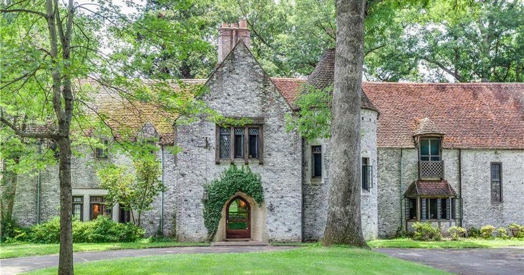 Greensboro, NC's Historic c.1935 Ayrshire Mansion Reduced to $2.9M (PHOTOS)