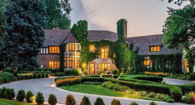 Historic c.1932 Tudor Revival in Denver Sells for  to $5.6M (PHOTOS & VIDEO)