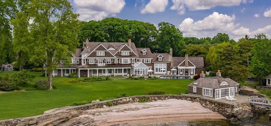 Bayfront Southport Estate with 1930s Boat House Sells for $16.35M (PHOTOS)
