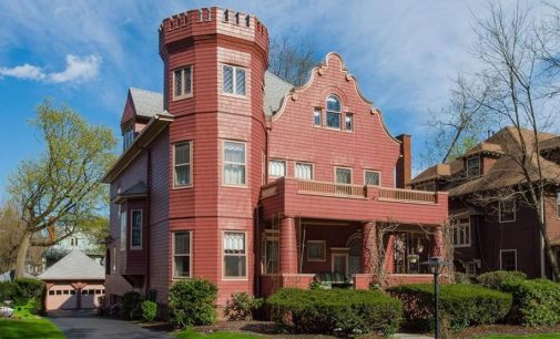 Landmark Queen Anne Victorian in Hartford, CT Reduced to $499K (PHOTOS)