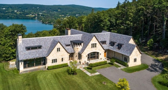 The Pinnacle | Modern English Manor by TEA2 Architects Reduced to $6.75M (PHOTOS & VIDEO)