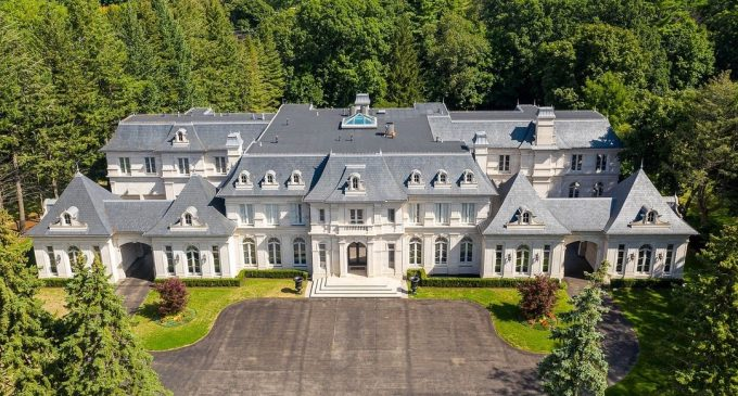 New Gilded Age: $50M Saint George Manor Hits the Market in Ontario (PHOTOS)