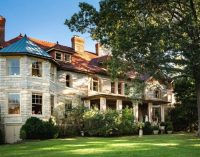 Designer Barry Dixon Selling Historic Elway Hall in Virginia for $10.5M (PHOTOS)