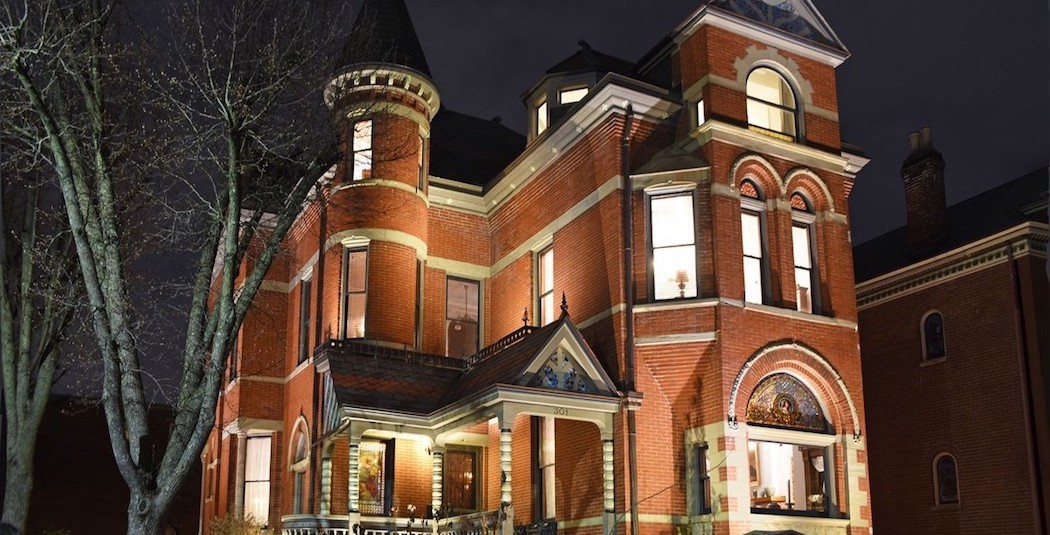 Restored c.1889 Queen Anne Victorian Hits the Market for $1.25M in Newport, KY (PHOTOS)