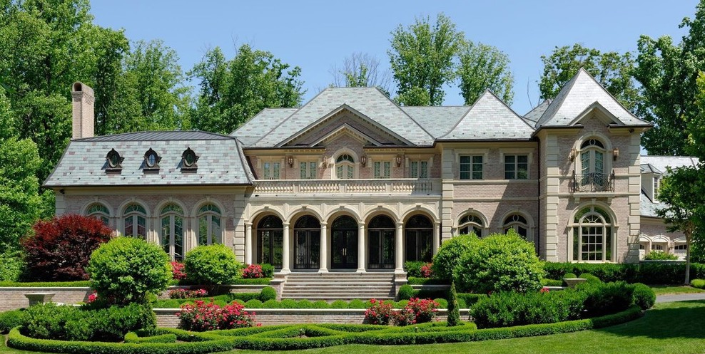 Maison Vendome | 20,000 Sq. Ft. French Manor in McLean, VA for $14M (PHOTOS & VIDEO)