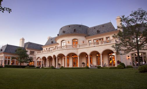 Richard Landry-Designed Le Grand Reve Relists in Illinois for $9.5M (PHOTOS)