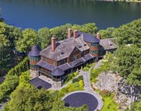 Hilltop Mansion on 4.7 Acres in Tuxedo Park, NY Pending Sale (PHOTOS)