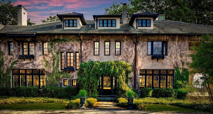 Frog Songs   Historic c.1908 Residence on Oyster Bay's Centre Island Reduced to $6.9M (PHOTOS)