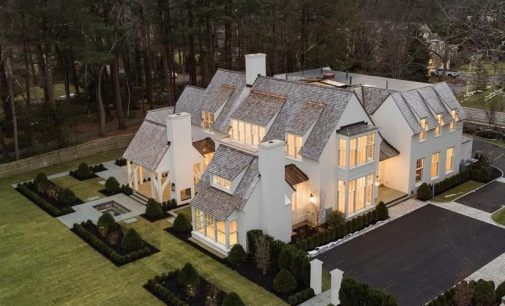 New McAlpine-Designed Home Lists on Double Lot in Wellesley for $11M (PHOTOS)