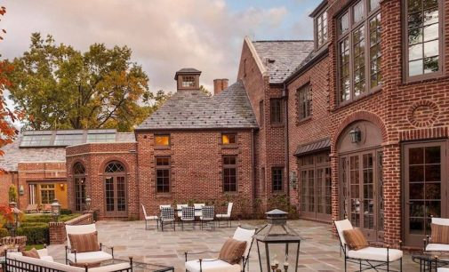 Red Brick Estate in Teaneck by Mitchell Studio & Nordic Custom Builders (PHOTOS)