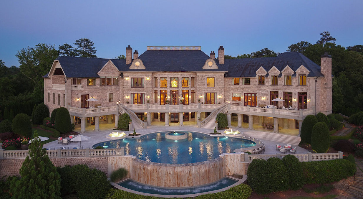 Tyler Perry's Former 17 Acre Atlanta Estate Reduced to $21M (PHOTOS)