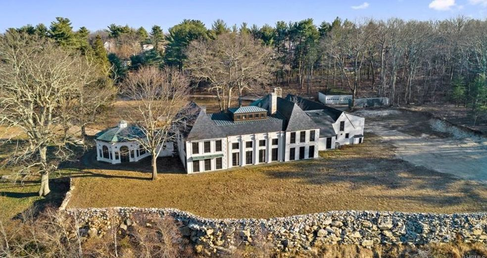 Gutted 1930s Lakefront Mansion in West Harrison, NY Asks $6.75M (PHOTOS)