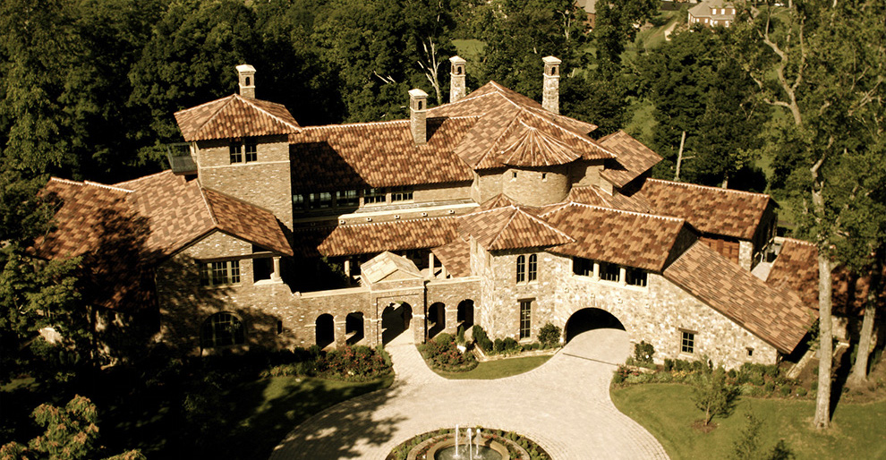 Kenny Chesney's Hilltop Belle Luce Estate in Franklin, TN (PHOTOS)