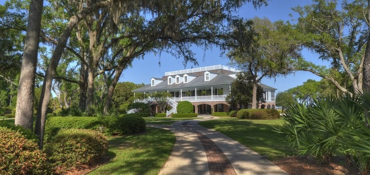 Golfer Davis Love III's St. Simons Island Retreat Destroyed by Fire (PHOTOS)