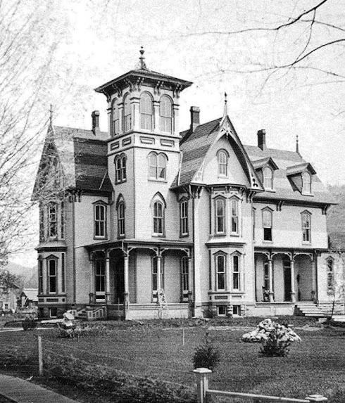 F.W. Knox Villa Set To Be Restored In
