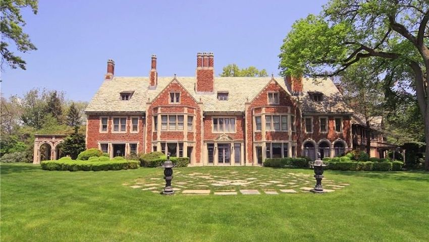 Historic 20 Acre Sasco Point Estate in Fairfield, CT Reduced to $19.2M (PHOTOS)