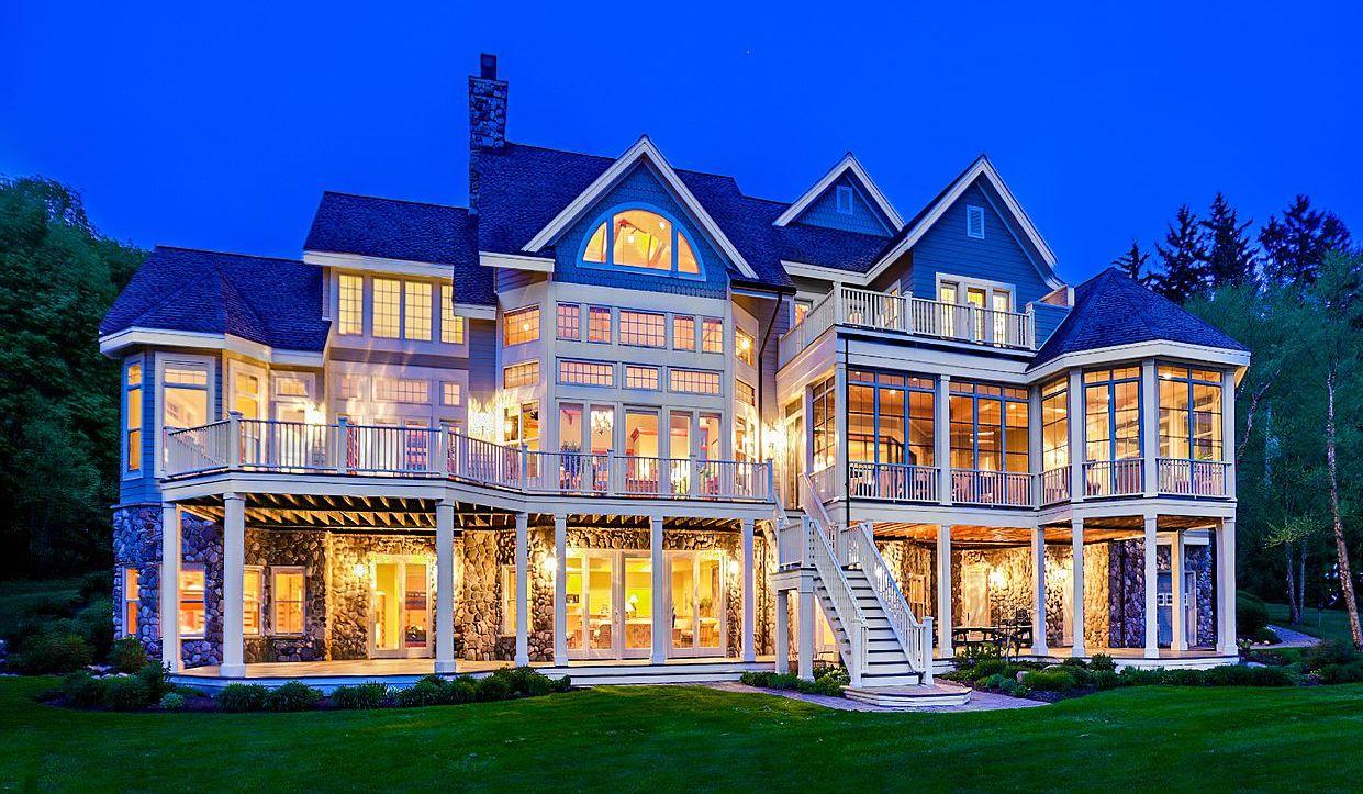18 Acre Chautauqua Lake Estate in Bemus Point, NY Asks $3M (PHOTOS)
