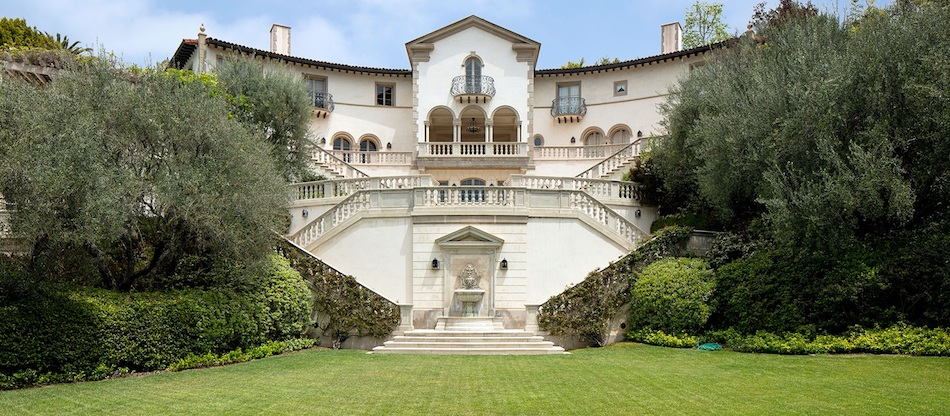 Historic c.1931 Wallace Neff Masterpiece in Bel Air, CA Sold for $31M (PHOTOS)