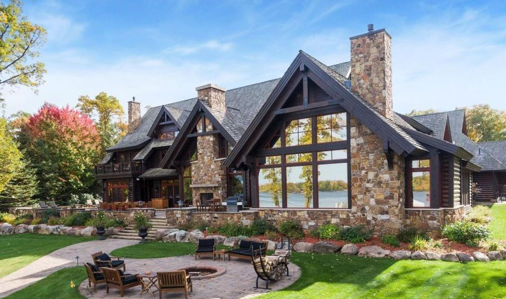 10,766 Sq. Ft. Cross Lake Dream Home Reduced to $3.5M (PHOTOS)