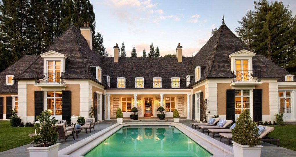 Woodside, CA's Hilltop House by Architect Gardner Dailey Asks $24.8M (PHOTOS)