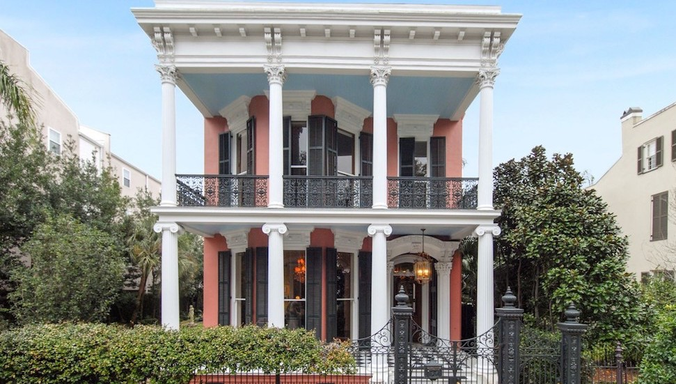 Historic c.1849 Grace King House Drops to $1.9M in New Orleans (PHOTOS)