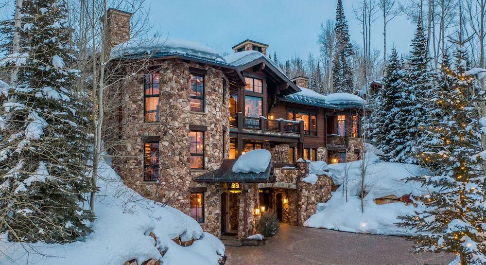 Deer Valley Ski Lodge in Park City, UT Asks $13.95M (PHOTOS)