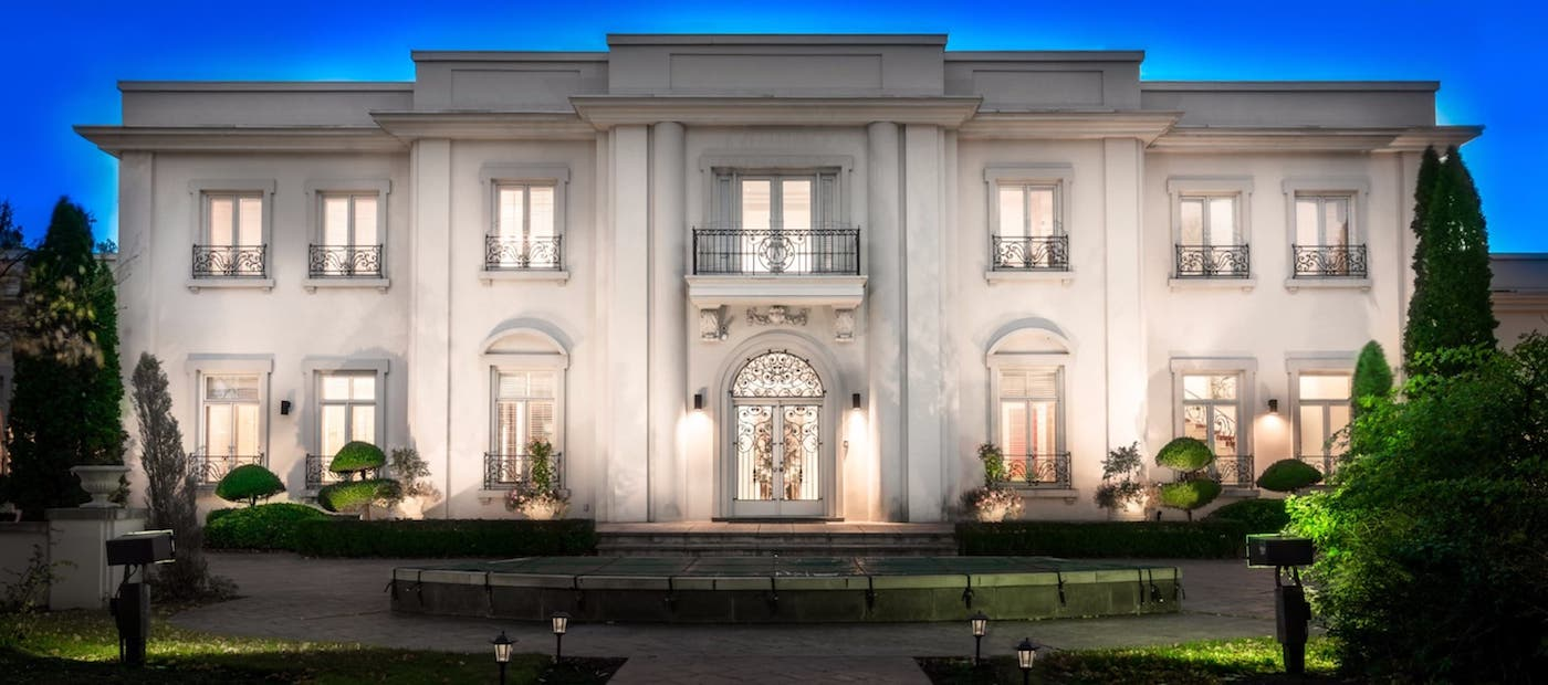 Shark Tank's Robert Herjavec Recently Sold 33,650 Sq. Ft. Toronto Mansion for $17.4M (PHOTOS)