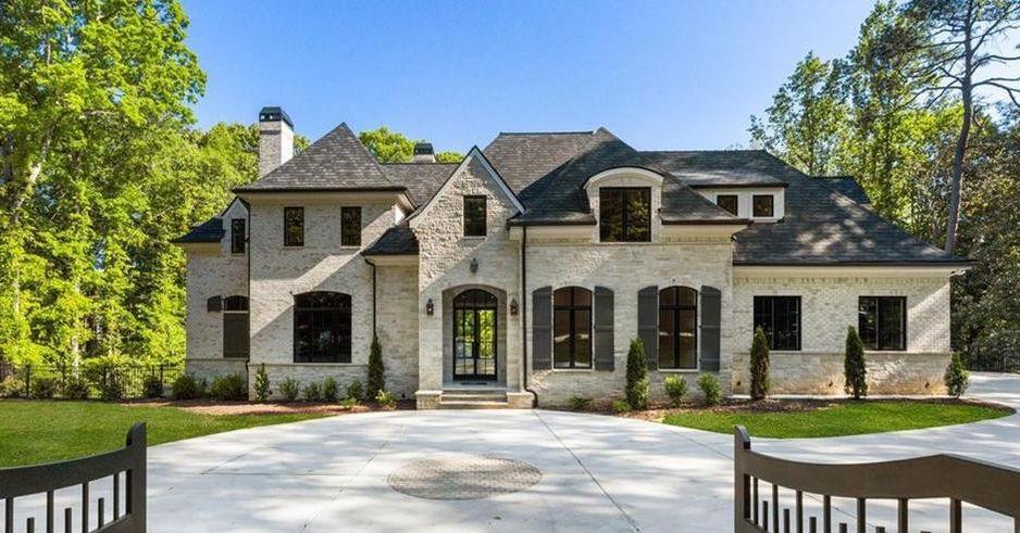 New Harrison Design Residence lists in Atlanta's Buckhead for $3.25M (PHOTOS)