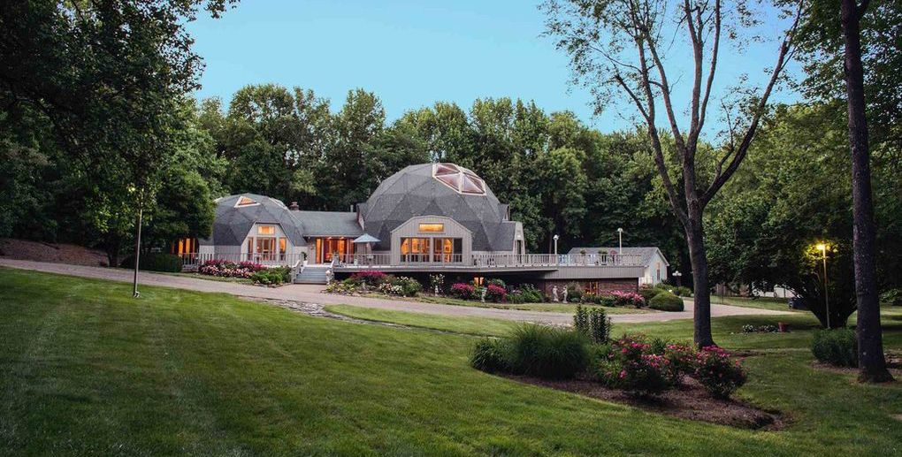 Buy a 1980s Geodesic Dome House for Under $1M in Evansville, IN! (PHOTOS)