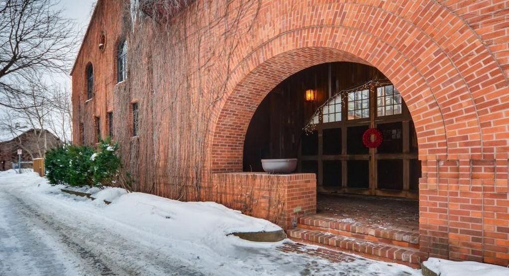 c.1891 Carriage House Converted into 3,900 Sq. Ft. Loft Asks $949K (PHOTOS)