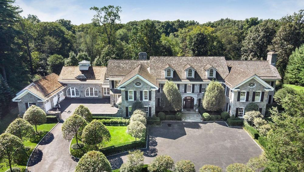 13,300 Sq. Ft. Georgian Colonial Designed by Gardiner & Larson Drops to $6M (PHOTOS)