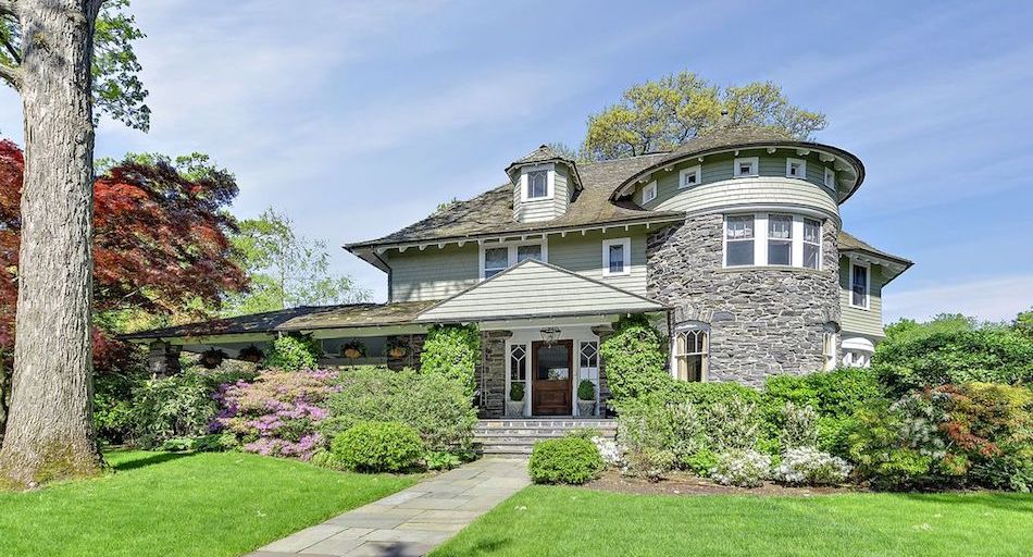 c.1897 Bronxville, NY Home Designed by Architect William A. Bates Asks $4.85M (PHOTOS & VIDEO)