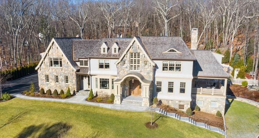 10,200 Sq. Ft. Residence on 1.47 Acres in Weston, MA for $7M (PHOTOS)