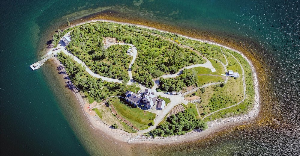The Lodge at Strum Island lists in Nova Scotia for $21M (PHOTOS)