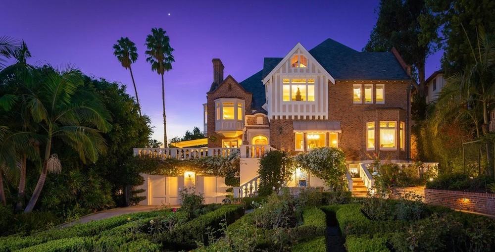 c.1926 Tudor Revival in Los Angeles, CA Reduced to $10M (PHOTOS)