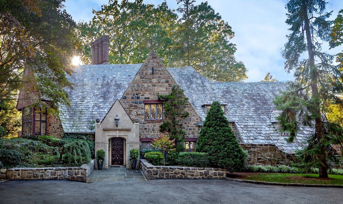 Tudor Revival Designed by Lewis Bowman Lists in Bronxville Village for $5.3M (PHOTOS)