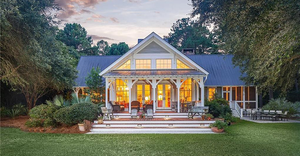 13.26 Acre Family Compound with Equestrian Facilities asks $2.2M in Okatie, SC (PHOTOS)