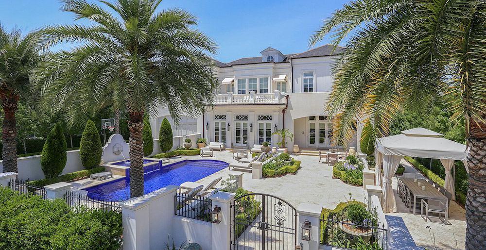 Ave Home CEO Lisa Rickert lists 10,000 Sq. Ft. New Orleans Home for $4.9M (PHOTOS)