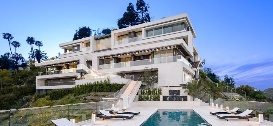 The Orchard Bel Air | 14,000 Sq. Ft. Contemporary Mansion lists for $48M (PHOTOS)